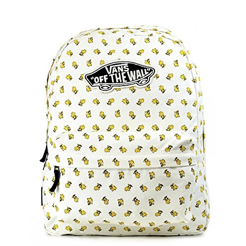 VANS Peanuts Realm Backpack Woodstock School Bag VA3AOWO45 LIMITED EDITION