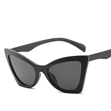 Amazon.com : YLNJYJ Diseñador De La Marca Cat Eye Gafas De ...