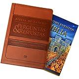 Bíblia de Estudo Perguntas & Respostas (+ Grandes Eventos da Bíblia)