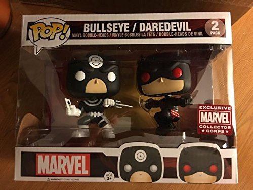 Funko Marvel Funko POP! Marvel Daredevil & Bullseye Exclusiv