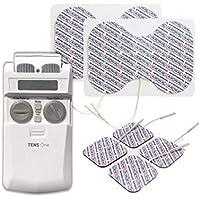TensCare Tens One+ Electrodos de mariposa reutilizables - Trate grandes áreas de dolor.…