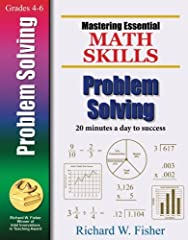 Check out our new title, MATH REFRESHER FOR ADULTS. Includes video tutorials.       This title, PROBLEM SOLVING, is used by hundreds of thousands of students each year.        Perfect Math For Students Who Are Math Challenged or who ha...