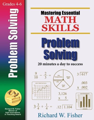 7 11 Math Problem - Mastering Essential Math Skills PROBLEM SOLVING (Mastering Essential Math Skills)