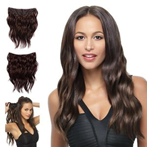 Hairdo 16 inch Loose Waves Tru2Life Styleable Synthetic Extension R29S Glazed Strawberry