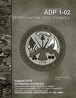 Amazon com: Army Doctrine Publication ADP 1-02 Terms and Military