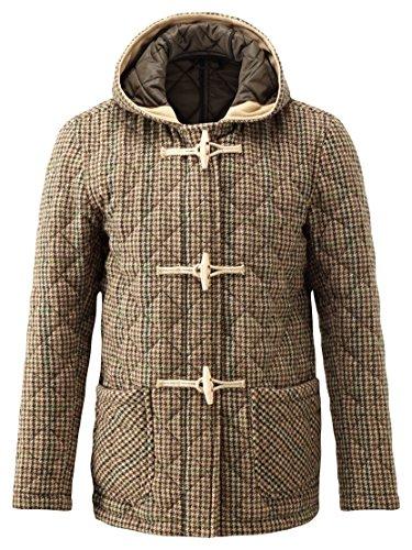 Mens Richmond Quilted Tweed Duffle Multi (Tweed Duffle)