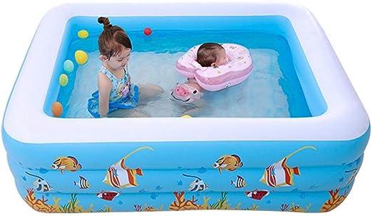 Ecoticfate Piscina Hinchable Bebe Piscina Infantil Hinchable Bebe ...