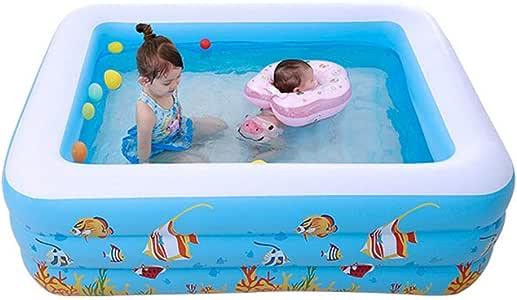 Easy-topbuy Piscina Infantil para niños Piscina Infantil Hinchable ...