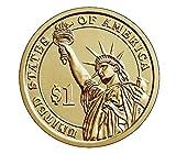 2020 P, D 2 Coin - George H.W. Bush Presidential