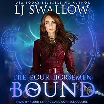 Amazon com: The Four Horsemen: Bound: Four Horsemen Series, Book 2