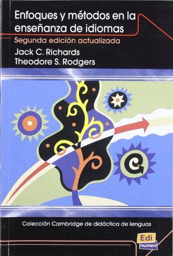 Enfoques y metodos en la ensenanza de idiomas/ Approaches and Methods in Language Teaching: 1