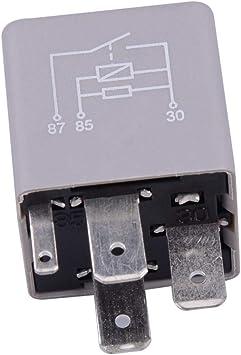 Engine Power ECU Fuel Pump Relay 109 1J0906-381A fit for VW Audi Seat Skoda