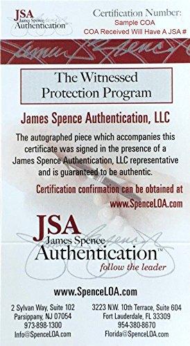 Jeremy Roenick Autographed Signed Full Size Hockey Stick JSA Certified