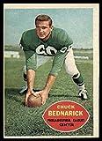 1960 Topps #87 Chuck Bednarik UER VG