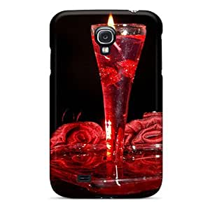 New Premium DustinHVance Romantic Deco Skin Case Cover Excellent Fitted For Galaxy S4