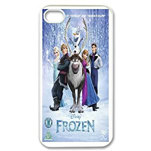Frozen For iPhone 4,4S Csae protection phone Case ST038597