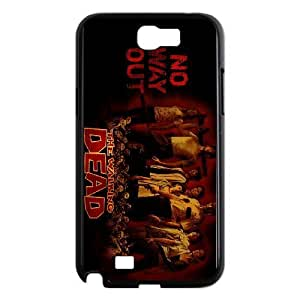 Samsung Galaxy Note 2 N7100 Phone Case The Walking Dead F5J7130 by lolosakes