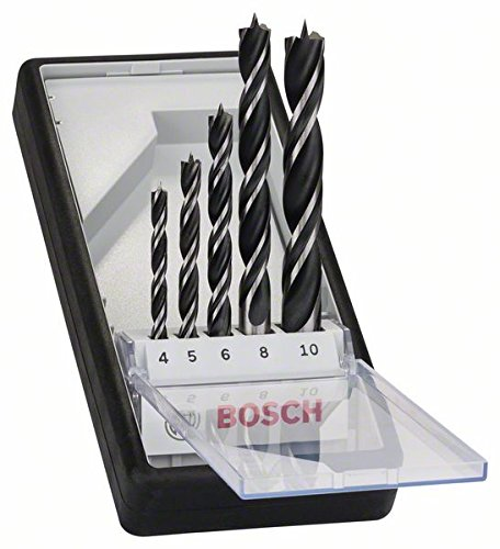 Bosch 2607010527 Wood Twist Drill Bit-Set