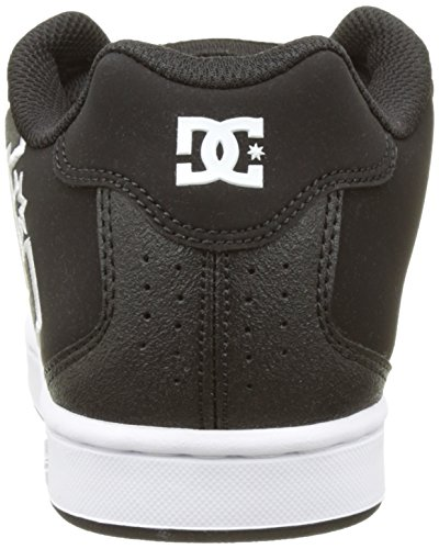 Black Baskets Net Noir Homme DC Black White Shoes Cgwvqx46