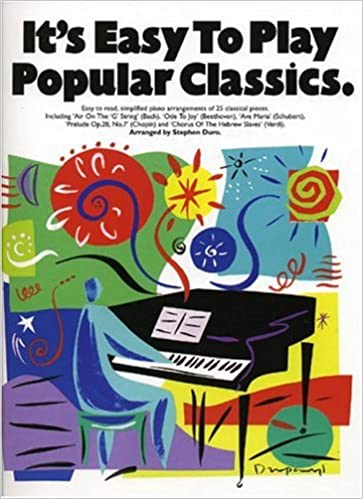 Its Easy to Play Popular Classics: Amazon.es: Hal Leonard Corp ...