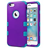 Best ULAK Iphone 6 Case Purples - iPhone 6S Plus Case ULAK Shockproof Hybrid High Review