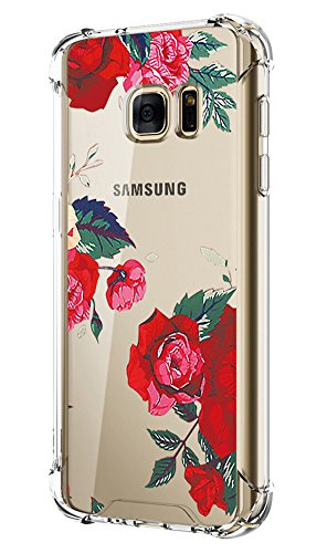 Cheap Cases Case for Galaxy S7,Cutebe Shockproof Hard PC+ TPU Bumper Case Scratch-Resistant Cover..