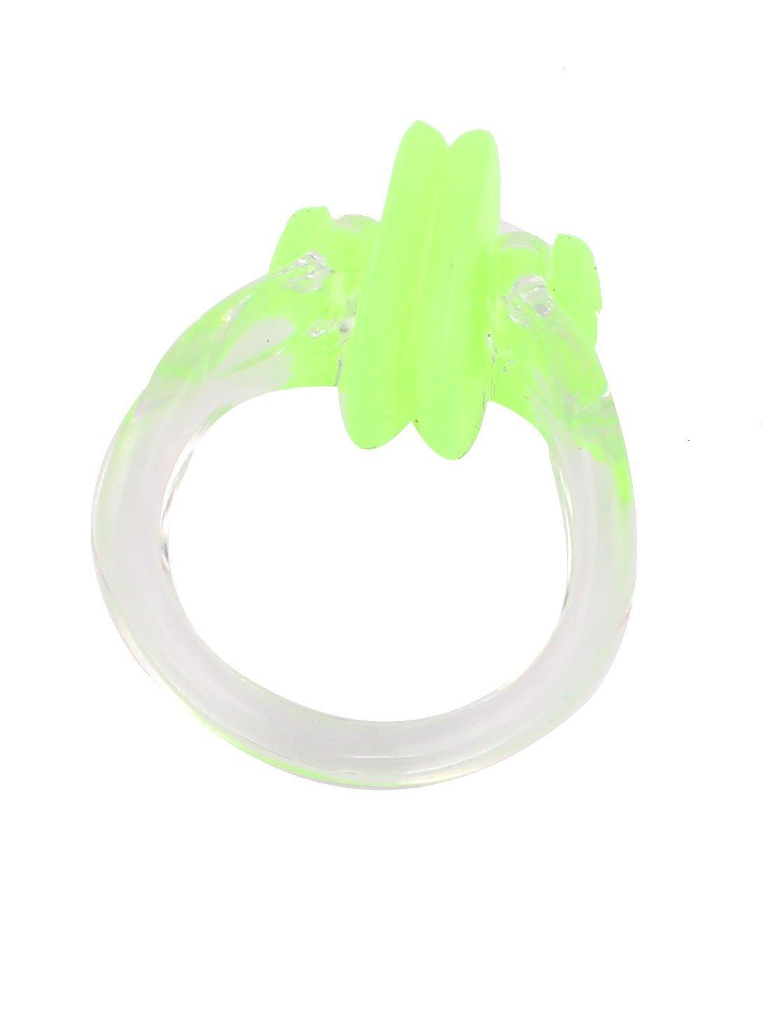Amazon.com : eDealMax par de natación Conjunto de Protección Clip de la nariz tapón auditivo Verde : Sports & Outdoors