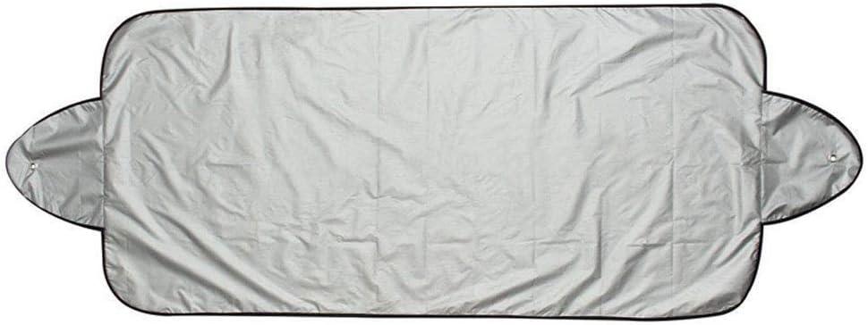 Protector contra el Polvo y la Lluvia Funda Protectora Universal para Parabrisas de Coche Avalita Resistente y Ultra Gruesa 200Cmx70Cm