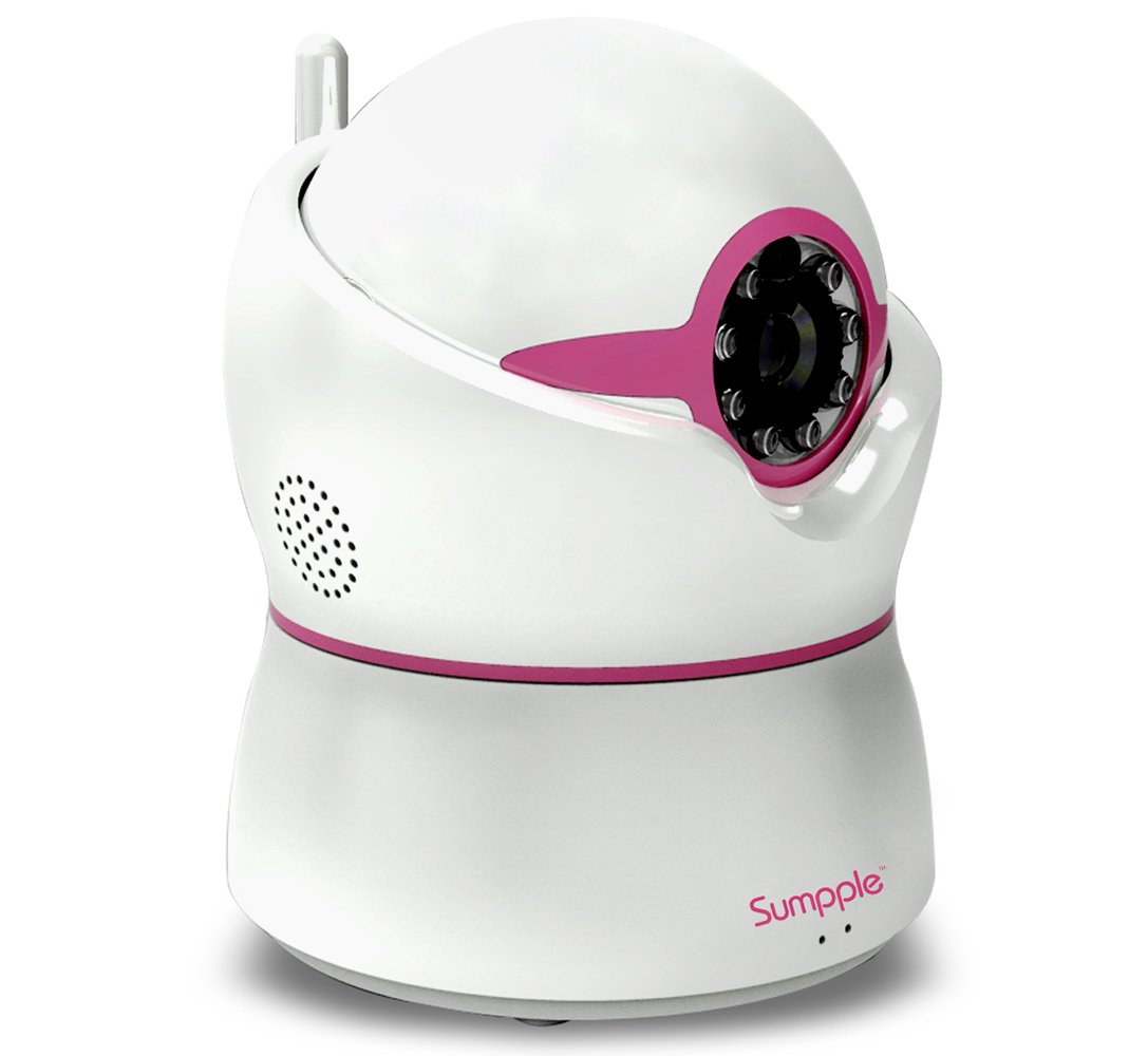 Sumpple Wifi Wireless Digital Baby Monitor Video Camera HD 720P