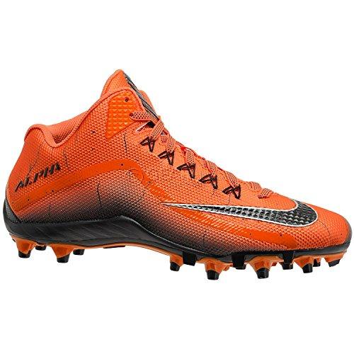 Nike Alpha Pro 2 3/4 TD Orange/Black