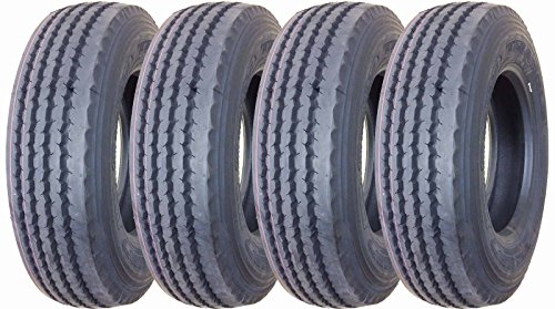 4 New TRIANGLE 215/75R17.5 16 Ply Rated Deep Tread All Position Truck/trailer Radial Tire - 11027