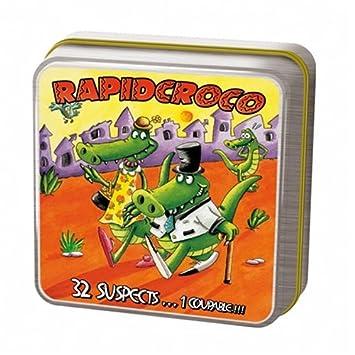 Rapidcroco: jeu de société chez Jeux de NIM