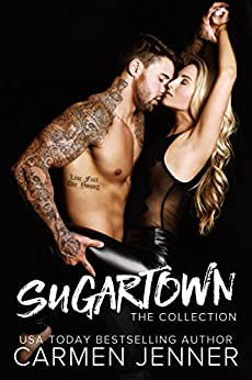 Sugartown: The Collection by [Jenner, Carmen]