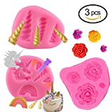Best Silicone Mold For Candy Chocolates - Unicorn Molds Silicone Qingo Mini Unicorn Horn Ears Review
