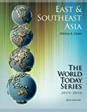 East and Southeast Asia 2015-2016 48th Edition