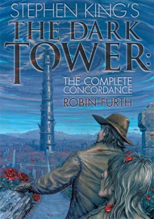 book cover of Stephen King\'s The Dark Tower: The Complete Concordance