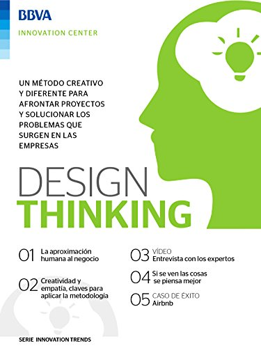 Ebook: Design Thinking (Innovation Trends Series) (Spanish Edition)