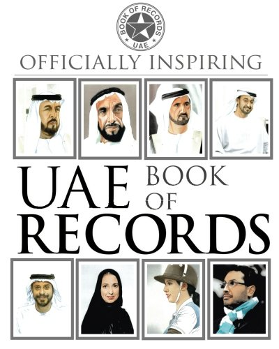 UAE Book of Records: Officially Inspiring (Volume 1)