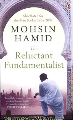 The Reluctant Fundamentalist book cover