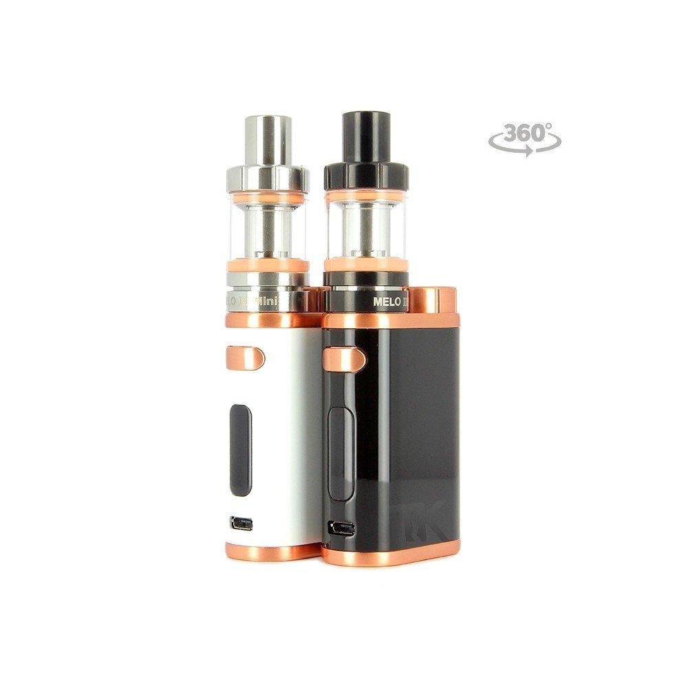 Eleaf iStick Pico TC 75W / MELO 3 Mini Kit bronce blanco (sin nicotina, sin tabaco): Amazon.es: Salud y cuidado personal