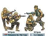 1/72 Vietnam War Operation Silver Bayonet 1965
