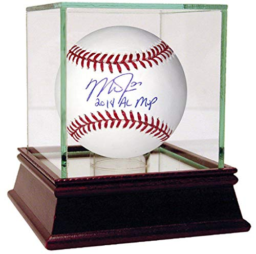 MIKE TROUT Autographed Angels