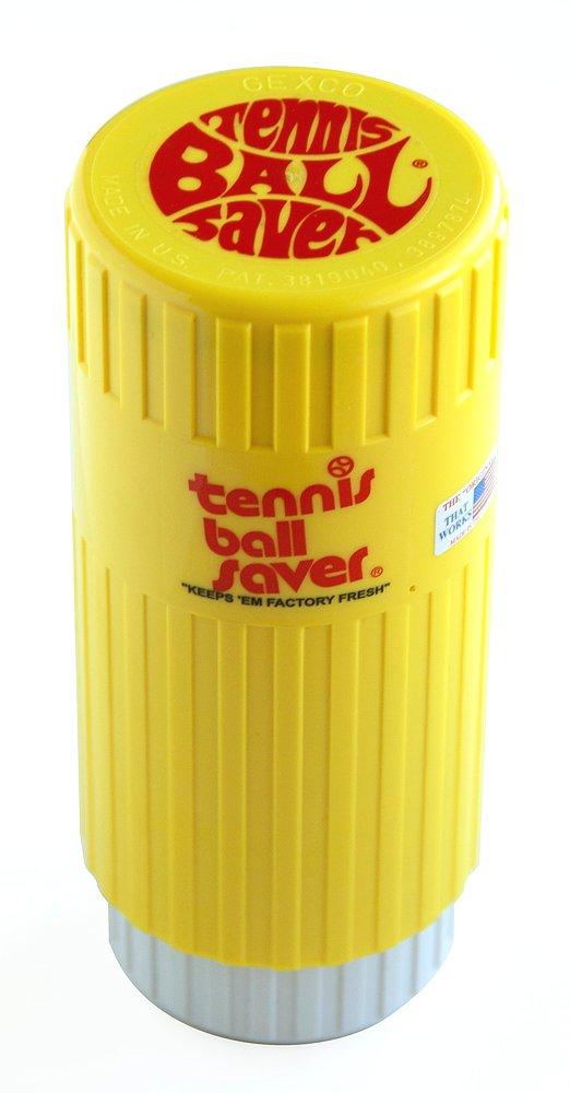 Tennis Ball Saver - Bote presurizador de pelotas de Tenis y Pádel. Gexco