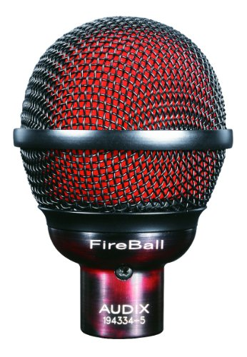 Audix FireBall Harmonica Microphone by Audix