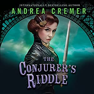 The Conjurer's Riddle Audiobook