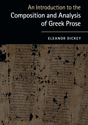 Which is the best eleanor dickey prose composition?