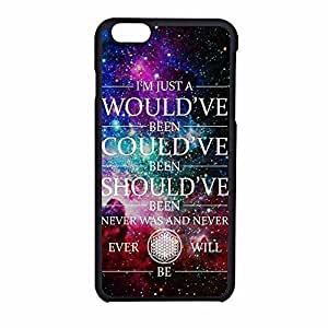 Bring Me The Horizon iPhone 6 Case Could Would Quote fit for iPhone 6