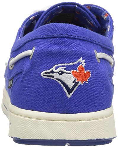 ... Eastland Menns Eventyr Mlb Blue Jays Dagdriver Navy ...