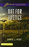 Out for Justice (Love Inspired LP Suspense)