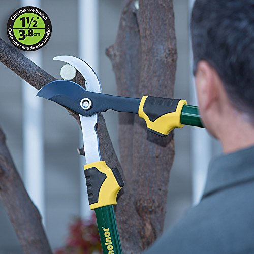 """Melnor 27"""" Bypass Loppers with Non-Stick Coated Blade; Cuts 1.5"""" Branches by Melnor (Image #2)"""